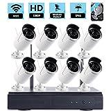 ZY Wifi Wireless Network/IP Security Cam...