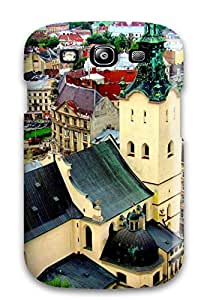 MaritzaKentDiaz Design High Quality Tilt Shift Cover Case With Excellent Style For Galaxy S3