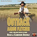 Outback: Outback Series, Book 1 Audiobook by Aaron Fletcher Narrated by Cameron Beierle