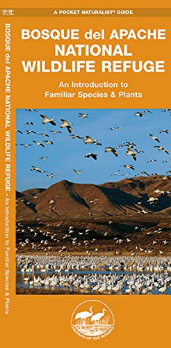 Bosque del Apache National Wildlife Refuge: An Introduction to Familiar Species & Plants (A Pocket Naturalist® Guide) J. M. Kavanagh
