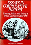 img - for ESSAYS IN COMPAR HISTORY PB (War, peace & social change - Europe) book / textbook / text book