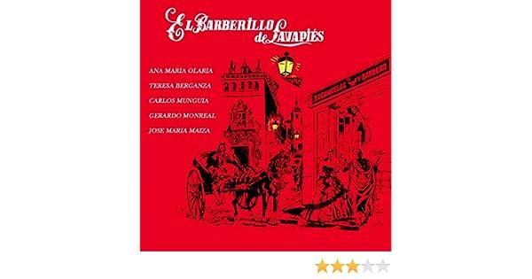 Barbieri: El Barberillo de Lavapies de Gran Orquesta Sinfonica en Amazon Music - Amazon.es
