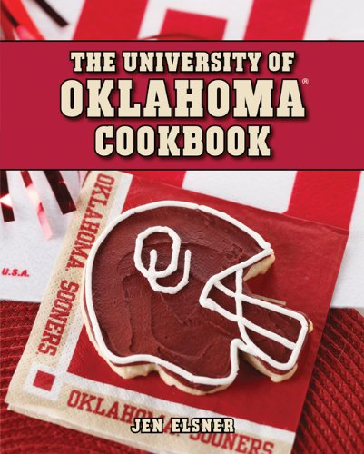 University of Oklahoma Cookbook