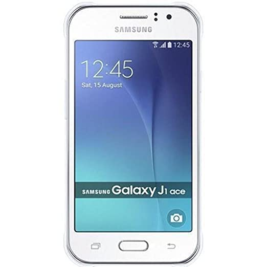 Samsung Galaxy J1 Ace SM-J110H/DS Duos Dual Sim Quad Band GPS Android Smart  Phone (White) - International Version
