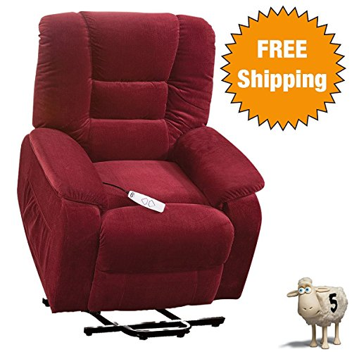 Top 5 best recliner lift chairs for elderly for sale 2017 furniture review - Lifting chairs elderly ...