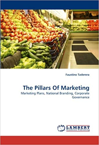 The Pillars Of Marketing: Marketing Plans, National Branding, Corporate Governance