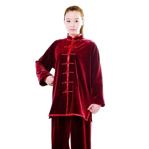 XPF Clásico Unisexo Trajes Tang Kung Fu Artes Marciales Conjuntos ...