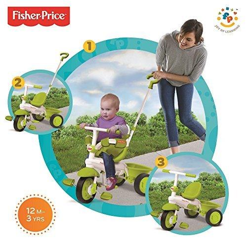 smarTrike 1460433 Fisher Price Dreirad Classic