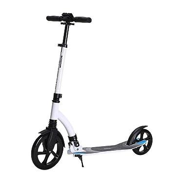 Patinete Kick Scooter para Adultos con Capacidad de 220 LB ...