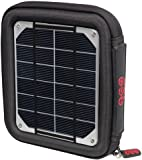 """Voltaic Systems """"Milliamp"""" Portable Solar Charger and 4,000mAh USB Battery Backup Bank for iPhone, iPad, Samsung Galaxy, Android, and USB Devices - 1019-S"""