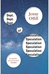 Dept. of Speculation by Jenny Offill(1905-07-04) Paperback
