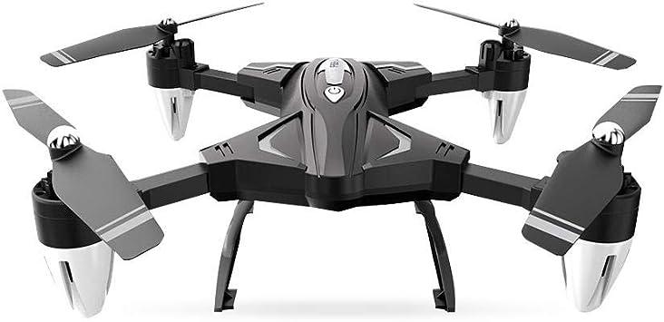 Opinión sobre Drone con Luz LED, Drone 2.4G 4CH para Principiantes y Niños, Sin Cámara/ Cámara de 30W/ Cámara de 500W(Sin cámara)