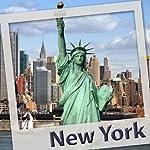 New York. L'audioguide   Olivier Lecerf