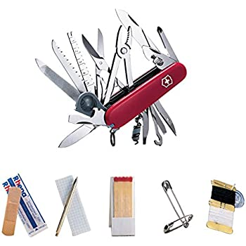 Amazon Com Victorinox Swiss Army Swiss Champ Xlt