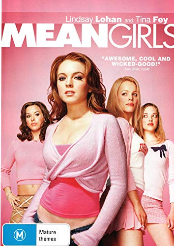 Mean Girls [Lindsay Lohan, Rachel McAdams] [NON-USA Format / PAL / Region 4 Import - Australia] (High School Debut Dvd)