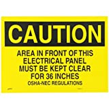 Brady SV404N Prinzing Notice Do Not bLock Door (1 Each)