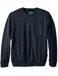 Woolrich Men's Crescent Lake Terry Crew