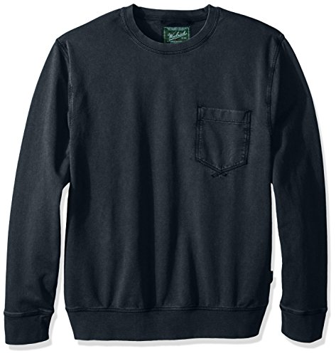 Woolrich Mens Crescent Lake Terry Crew