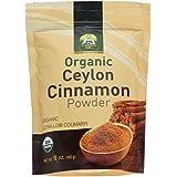 Tea Connoisseurs Delight Organically Grown Ceylon Cinnamon Powder, 01 Lb.