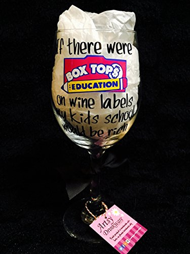box tops education - 1