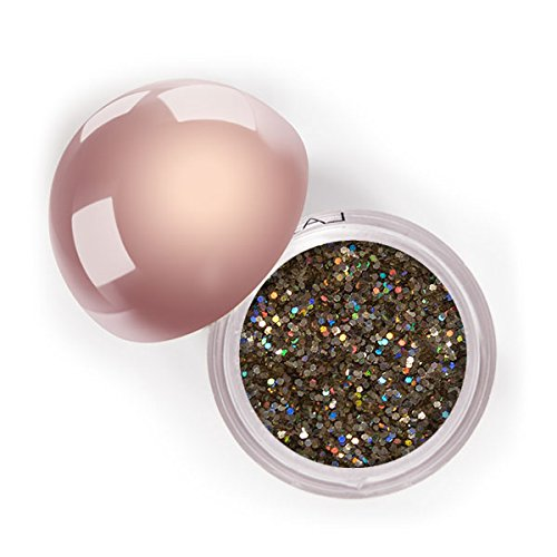 LA Splash Cosmetics Eyeshadow Loose Glitter - Crystallized Glitter (Angel's Tip)