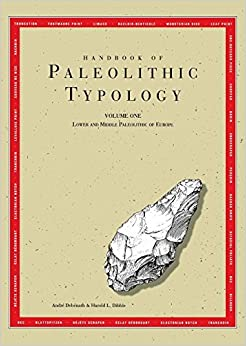 Book Handbook of Paleolithic Typology: Lower and Middle Paleolithic of Europe by Andr?? Deb??nath (1993-01-01)