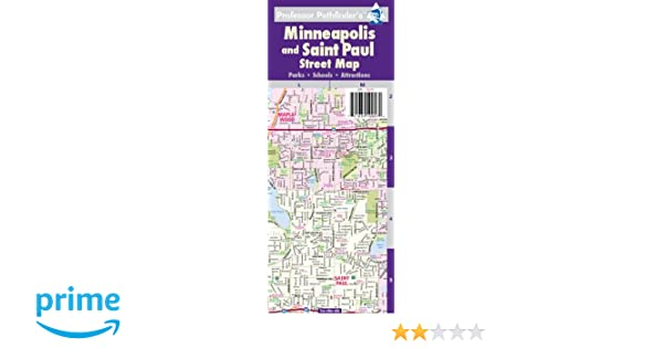 minneapolis and st paul street map