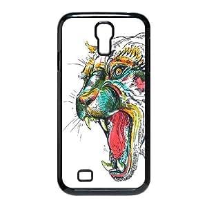 ZK-SXH - Jaguar Diy Cell Phone Case for SamSung Galaxy S4 I9500, Jaguar Personalized Cover Case