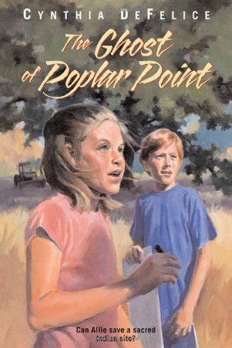 Read Online The Ghost of Poplar Point (Ghost Mysteries) pdf epub