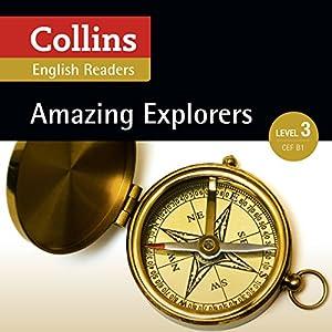 Amazing Explorers Audiobook