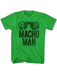 Men's Macho Man Ooold School T-Shirt