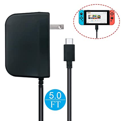 Amazon com: Whiteoak Switch AC Adapter Support TV Mode for