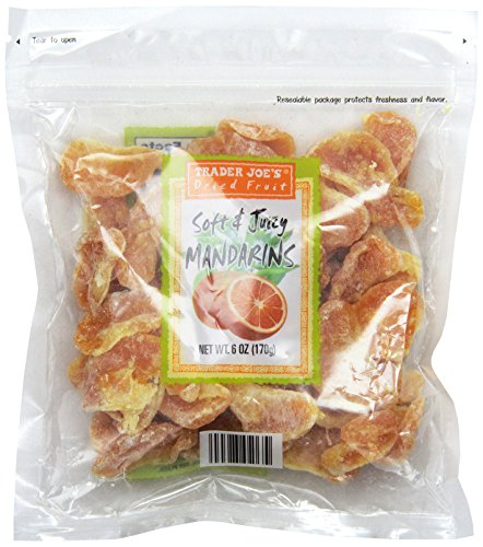 Trader Joes Soft Juicy Mandarins