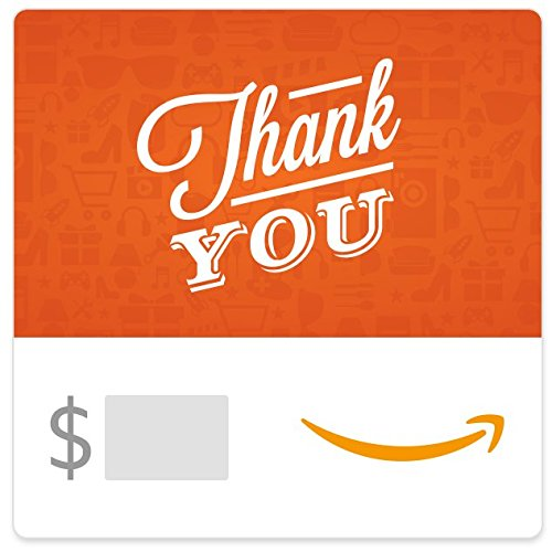 Amazon eGift Card - Thank You Icons