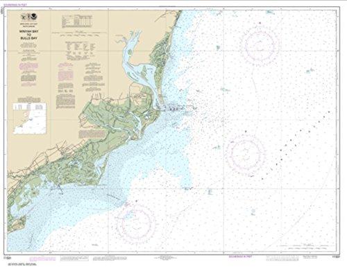 (NOAA Chart 11531-Winyah Bay to Bulls Bay by East View Geospatial)