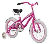 Diamondback 2013 Girl's Mini Della Cruz Cruiser (16-Inch Wheels, Berry)