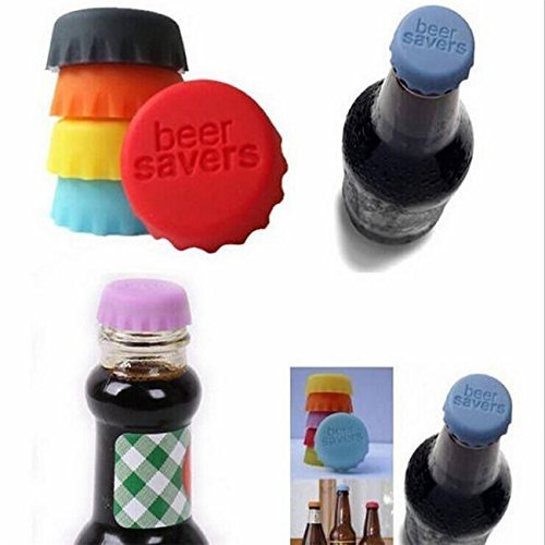 silicon beer caps - 1