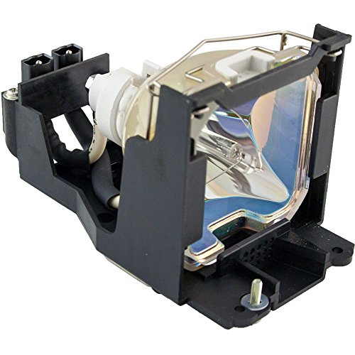 Emazne ET-LA701/ET-LA702 Projector Replacement Compatible Lamp With Housing For Panasonic PT-L711U (Et La702 Lamp)