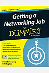 Getting a Networking Job For Dummies Kindle Edition
