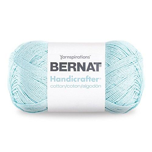 Bernat Handicrafter Cotton Yarn, 14 oz, 100% ()