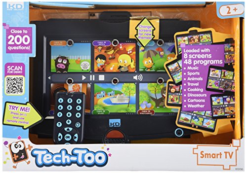 Kidz Delight Tech Too Smart TV
