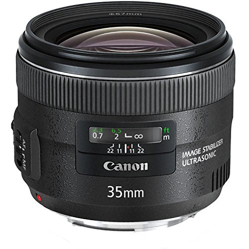 Canon EF 35mm f/2 IS USM Wide-Angle Lens – Parent ASIN