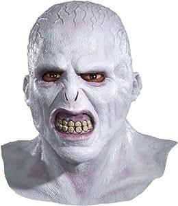 Máscara de Voldemort de lujo para hombre