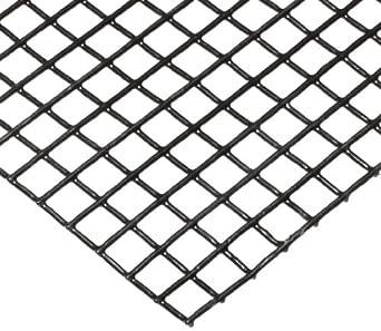16 Gauge Welded Wire Mesh | Amazon Com Pvc Coated Welded Wire Mesh Panels Black 1 2 X 1 2