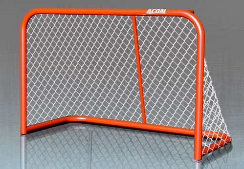 Acon Wave 90 Galvanized Steel Mini Goal | Both Indoor and Outdoor Games