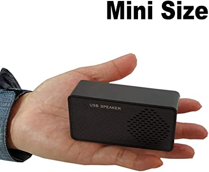 Ukhonk Tragbarer Usb Mini Lautsprecher Mit Lautem Computer Zubehör