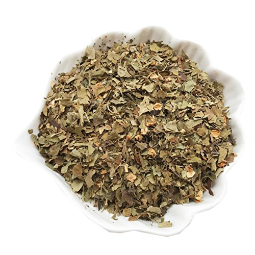 PEPPERLONELY 1 oz Organic Kosher Certified Botanical Dried Edible Hawthorn Leaf & Flowers C/S