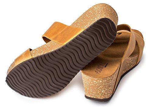 Axxiom Herfstschoen Sandaal Voor Dames Wig