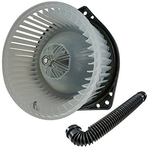 Heater Blower Motor w/Fan Cage for Infiniti Nissan Subaru