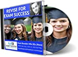 Revise For Exam Success Hypnosis CD - Imagine being more motivated to revise and then being able to recall more of it on your exam day. This recording is designed for doing this and being your best exam buddy. You will never have had this much motivation for revision and this much confidence on your exam day!